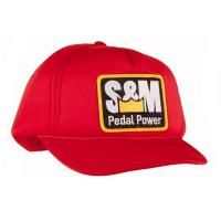 S & M - Pedal Power All Foam Winter Trucker Cap