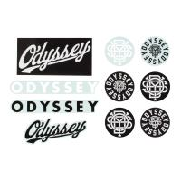 Odyssey - 2018 Sticker Pack (10pc)