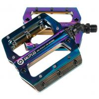 Salt Plus - Echo Alloy Cnc Pedal (Oil Slick)